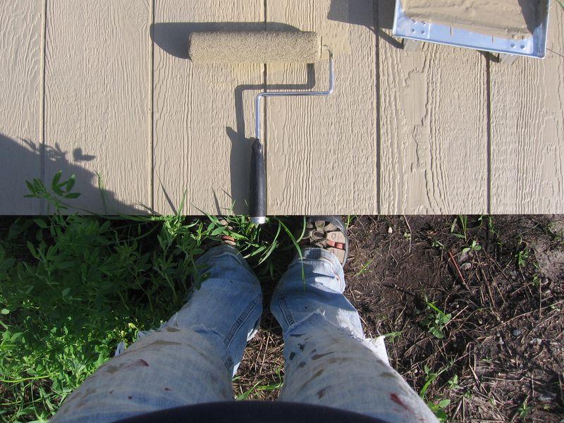 E paint feet 8.15