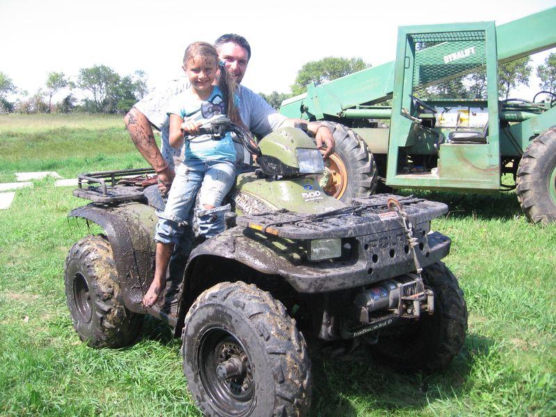 Muddy fun 8.13