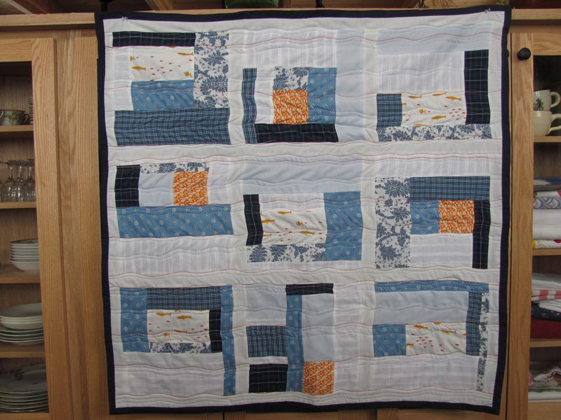 A quilt 1